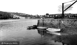 Greenway Quay c.1960, Dittisham