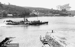 River Dart 1925, Dittisham