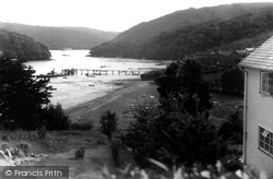 River Dart c.1950, Dittisham