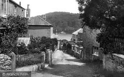 River Dart From Manor Street 1925, Dittisham