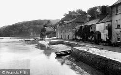 The Quay, River Dart 1925, Dittisham