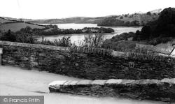 The River Dart c.1965, Dittisham