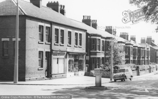 Photo of Ditton, Ditchfield Road Businesses c.1965