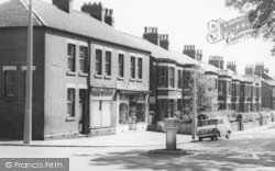 Ditchfield Road Businesses c.1965, Ditton