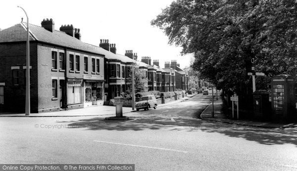 Photo of Ditton, Ditchfield Road c.1965