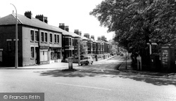 Ditchfield Road c.1965, Ditton