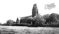 St Michael's Church, Ditton Hall c.1965, Ditton