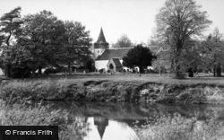 Dixton, St Peter's Church c.1900