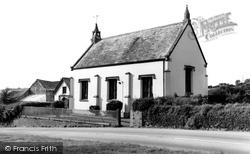 St Peter's Church c.1965, Dobwalls