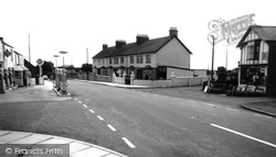 The Garage And Supply Stores c.1965, Dobwalls