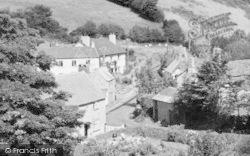 The Village c.1960, Doccombe