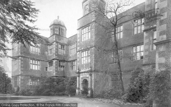 Photo of Doddington, Doddington Hall 1906