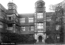 Doddington, Hall 1906