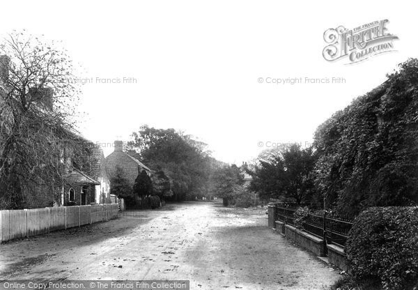 Photo of Doddington, Village 1906
