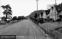 Gwydir Road, Aluminium Works Houses c.1955, Dolgarrog