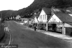 Village c.1955, Dolgarrog