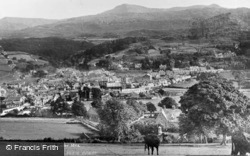 Dolgellau, And Cader Idris 1895