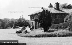 Dolgellau, Caerynwch Hall Hotel c.1960