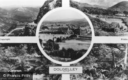 Dolgellau, Composite c.1935
