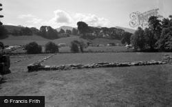 Dolgellau, Cymmer Abbey 1955