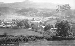 Dolgellau, From North 1888