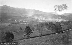 Dolgellau, From Road To Precipice Walk 1889