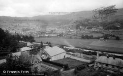 Dolgellau, General View 1949