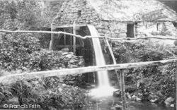 Dolgellau, Mill 1888