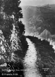 Dolgellau, Precipice Walk c.1935