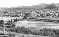 Dolgellau, The Bridge 1936