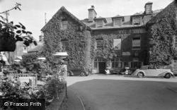 Dolgellau, The Golden Lion Royal Hotel 1952