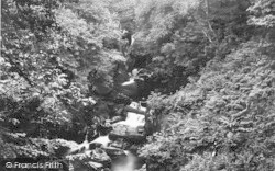 Dolgellau, Torrent Walk 1888