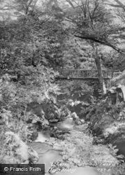 Dolgellau, Torrent Walk c.1900