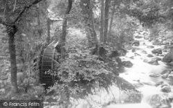 Dolgellau, Torrent Walk, The Mill 1888