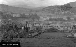 Dolgellau, View From Pen-Y-Banc 1949
