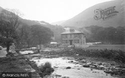Dolgoch, Dolgoch Farm (Board Residence) c.1935