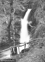 Dolgoch, First Falls c.1932