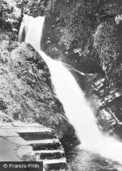 Dolgoch, Lower Fall c.1935