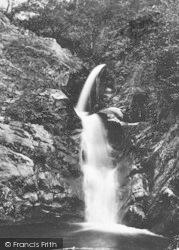 Dolgoch, Lower Falls 1892