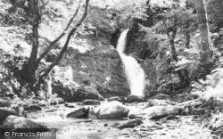 Dolgoch, Lower Falls c.1955