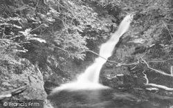 Dolgoch, Middle Falls 1925