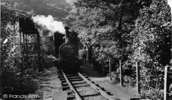 Dolgoch, Tal-Y-Llyn Train c.1960