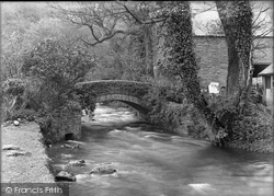 Dolgoch, The Bridge 1932