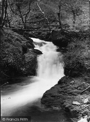 Dolgoch, The Falls 1932