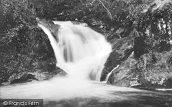 Dolgoch, The Falls c.1932