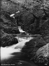 Dolgoch, The Gorge 1932