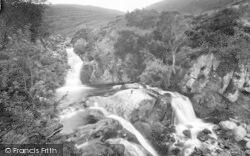 Dolgoch, Upper Falls 1925