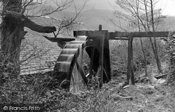 Dolgoch, Water Wheel c.1932