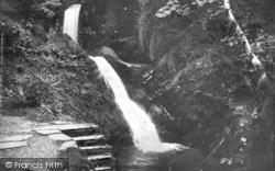 Dolgoch, Waterfall c.1935