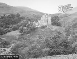 Castle Campbell From The East 1950, Dollar